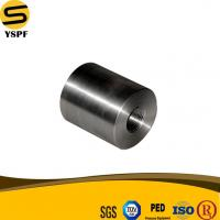 Buy cheap ASTM A105 ASTM A350 LF2 ASTM A694 F42 Carbon Steel Thread Reducing Coupling Forged Pipe Fitting from wholesalers