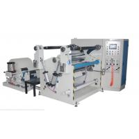 Buy cheap Drinking paper straw slitting machine narrow slip paper roll center drum surface rewinding winding machinery from wholesalers