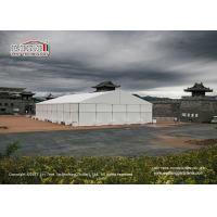 Buy cheap Waterproof and High Class 20m Outdoor Exhibition Tents for New Car Conferenc from wholesalers