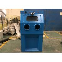 Buy cheap Dustless Wet Blasting Cabinet With Pump System 900 * 650 * 600mm Operating Size from wholesalers