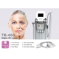 Buy cheap Multifunction ND Yag + SHR E-light IPL RF Machine For Hair / Wrinkle / Tattoo Removal from wholesalers