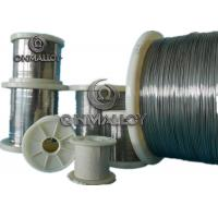 Buy cheap E type Nicr-CuNi (constantan) Thermocouple Wire 0.02-10mm diameter from wholesalers
