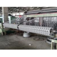Buy cheap Heavy Duty Galvanised Gabion Machine Wire Mesh Hexagonal 4300mm Width from wholesalers