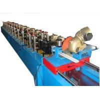 Buy cheap 20 Forming Stations Downspout Roll Forming Machine For Tube CE Certification product
