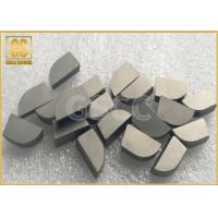 Buy cheap W2 Cemented Carbide Tips TRS 1600 N / Mm2 For Semi Finishing Stainless Steel from wholesalers