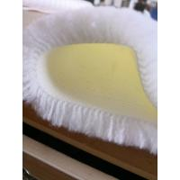 Buy cheap Fiber disc filter pile filter cloth media for swage treatment white color from wholesalers