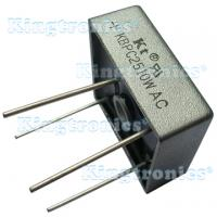 Buy cheap Kingtronics Kt bridge rectifier KBPC2508W from wholesalers