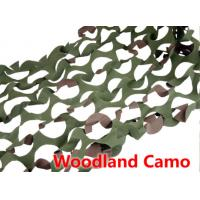 Buy cheap Double Side Hunting Camouflage Netting Length Custom Color Size 210D Polyester from wholesalers