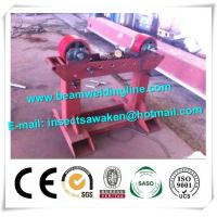 Buy cheap Conventional Pipe Welding Rotator , Welding Column Boom Pipe Welding Turning Rollers from wholesalers