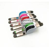 Buy cheap 2 in 1 USB extension Cable Portable Retractable Charging Line for IPhone Android product