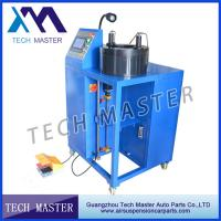 Buy cheap 380V / 220V Hydraulic Hose Crimping Machine for Car Part b Air Suspension Spring from wholesalers