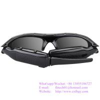 Buy cheap Wholesale The Best Quality Glasses Camera 1920*1080p Hidden Cam Video Recorder Sunglasses Made In China Factory from wholesalers