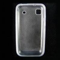 Buy cheap Mobile Phone Case for Samsung i9000, Customized Logo Prints are Accepted from wholesalers