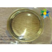 Buy cheap Yellow Oil Liquid Anabolic Injectable Steroids , Legal Steroids Injections CAS 303-42-4 from wholesalers