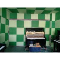 Buy cheap Cinema Polyester Acoustic Panels , Decorative Fireproof Sound Absorption Board from wholesalers