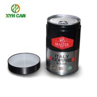 Buy cheap Round Metal Wall Flower Pot Holder Custom Printed Tin Cans Food Grade Standard from wholesalers