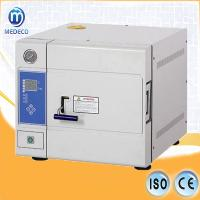 Buy cheap Table Top Steam Sterilizer Me-Xd20d/24D/35D/50d Medical Equipment from wholesalers