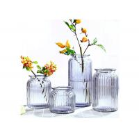 Buy cheap Wedding Decorative Glass Vases / Glass Flower Vases Elegant Feature from wholesalers
