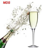 Buy cheap Novelty saucer vintage champagne flute glasses for wedding from wholesalers