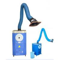 Buy cheap Portable welder fume master with single or double arms for welding workshop from wholesalers
