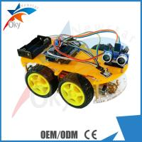 Buy cheap High Performance Arduino Car Robot Electric Car Chassis , Intelligent Diy Model Car Toy from wholesalers