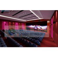 Buy cheap Luxury Design 4D Movie Theater Motion Chair Cinema System product
