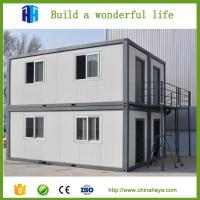 Buy cheap Stack modular building fiberglass steel container house for sale from wholesalers