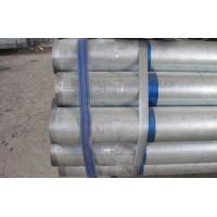 Buy cheap 3MM Galvanized Pipe Structural Steel Sections GI Pipe For Pipelind from wholesalers