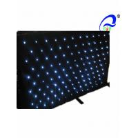 Buy cheap Twinkling Stars Effects Stage LED Curtain Lights 120W Sound-Activated 7 DMX Channel from wholesalers