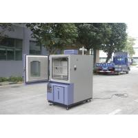 Buy cheap Left Open Single Door Temperature Humidity Chamber , Temperature Test Chamber from wholesalers