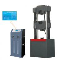 Buy cheap 300KN Max Load Tension Testing Machine , LCD Display Universal Material Tester product