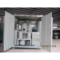 Buy cheap Vacuum Transformer Oil Dehydration Equipment/ Vacuum Oil Dewatering System/ Insulating Oil Filtration Equipment/ Vacuum Transformer Oil Water Separator product