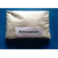 Buy cheap CAS 168273-06-1 Raw Steroid Powders Legal Weight Loss High Purity Rimonabant for Body - Slimming from wholesalers