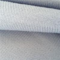 Buy cheap Apparel textile accessories and lining Fabric/warp knitted fabric/Tricot Loop Velvet from wholesalers