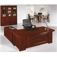 Buy cheap office manager wooden table, office executive desk, office furniture from wholesalers