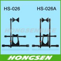Buy cheap HS-026A Unique and stable bicycle shop display steel rack stand from wholesalers
