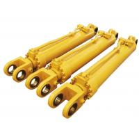 Buy cheap Wheel Loader Smaller Excavator Hydraulic Cylinder Steel Body Material from wholesalers