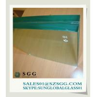 Buy cheap tempered laminated glass with CE,CCC, ISO 9001 and BS6202 Certificate from wholesalers