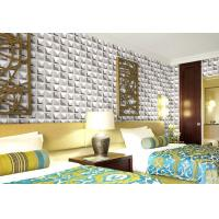 Buy cheap Interior 3D Design Wall Claddings TV Background Wallpaper Home Decor Wall Decals from wholesalers