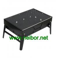 China Portable BBQ Grill with Neutral Packaging Color Box In Stock on sale