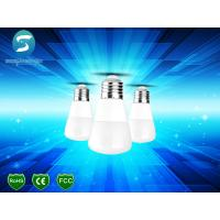 Buy cheap Green Energy Saving LED Light Bulb B22 3W Plastic Warm White 180 Degree from wholesalers