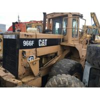 Buy cheap Hot selling 966F original cat loader,also 966D, 966E,966G,950E,980C used  loader from wholesalers