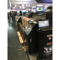 Buy cheap 1440 DPI Epson Head Flag Printing Machine For Polyester / Cotton / Silk from wholesalers