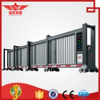 Buy cheap aluminum automatic trackless industrial main gate with lastest designs --L1508 from wholesalers