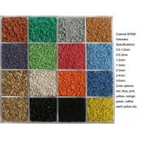 Buy cheap Playground EPDM Granule | Running Track EPDM Rubber Granule from wholesalers