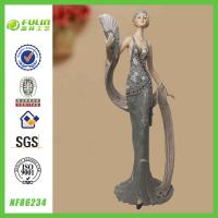 Buy cheap Ladies Gift Item Sexi Lady Resin Lady Figurine product
