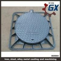 Buy cheap Cast Iron Water Meter Manhole Cover for Sale from wholesalers