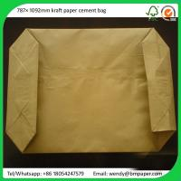 Buy cheap BMPAPER White Top Test Liner One Side Clay Coated White Back Board for cement bags from wholesalers