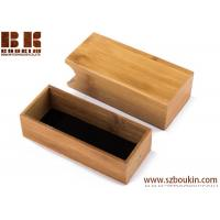 Buy cheap Bamboo sunglasses case wood glasses box sunglass case for sunglass from wholesalers