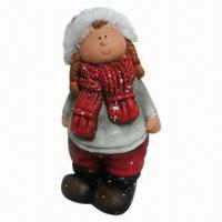 Buy cheap Home Decoration Polyresin Christmas Craft, Highly Appreciated OEM from wholesalers